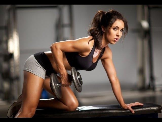тренировка верхней части тела